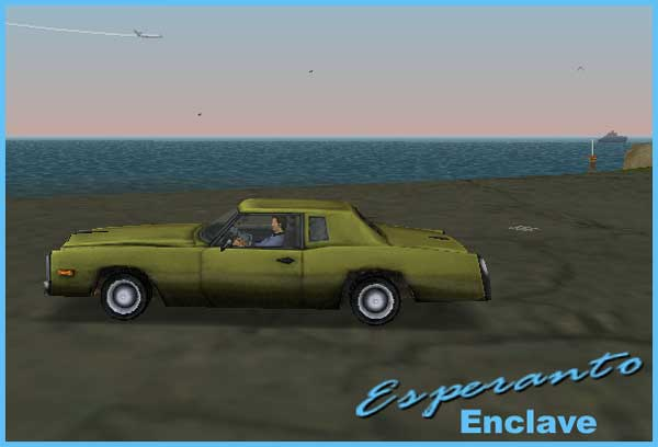 Esperanto Enclave Esperanto In Vice City